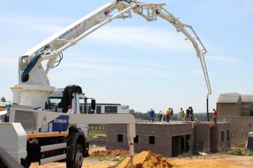 36m Concrete Boom Pump