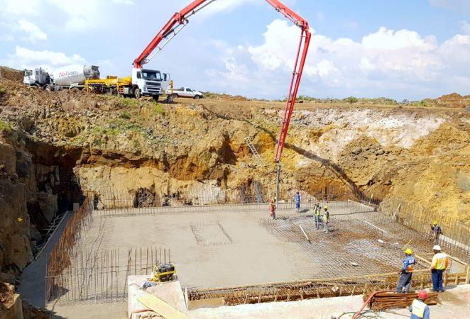 Concrete Boom Pumps